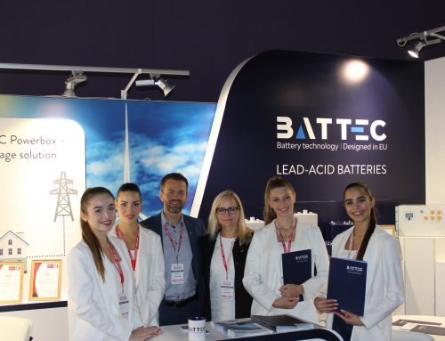 On 8-11 October 2019 SEC Baltic presented its BATTEC battery production in the most popular Belarusian energy exhibition Energy EXPO 2019 at the Central Exhibition Center in Minsk.